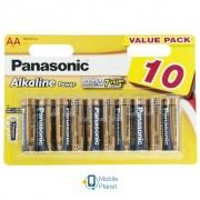 PANASONIC LR06 Alkaline Power * 10 (LR6REB/10BW)
