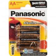 PANASONIC LR06 Alkaline Power * 4 (LR6REB/4BPR)