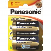 PANASONIC LR20 PANASONIC Alkaline Power * 2 (LR20REB/2BP)