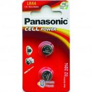 PANASONIC LR44 * 2 Alkaline (LR-44EL/2B)