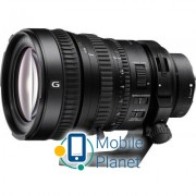 SONY 28-135mm f/4.0 G Power Zoom для NEX FF (SELP28135G.SYX)
