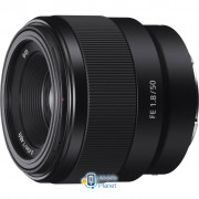 SONY 50mm, f/1.8 для камер NEX FF (SEL50F18F.SYX)