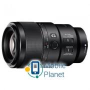 SONY 90mm, f/2.8 G Macro (SEL90M28G.SYX)