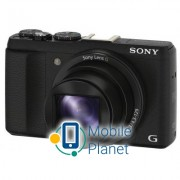 SONY Cyber-Shot HX60 Black (DSCHX60B.RU3)