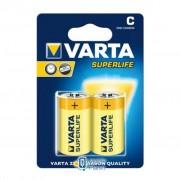 Varta C Superlife * 2 (02014101412)
