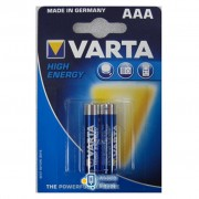 Varta HIGH Energy ALKALINE * 2 (4903121412)