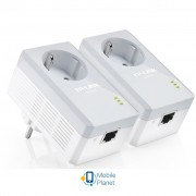 Адаптер Powerline TP-Link TL-PA4010P KIT