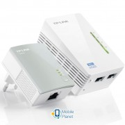 Адаптер Powerline TP-Link TL-WPA4220 KIT