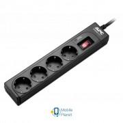 APC Essential SurgeArrest 4 outlets, Black (P43B-RS)