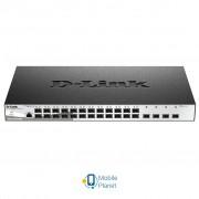 Коммутатор сетевой D-Link DGS-1210-28XS/ME
