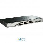 Коммутатор сетевой D-Link DGS-1510-28X