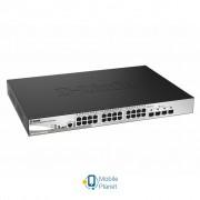 Коммутатор сетевой D-Link DGS-1510-28XMP/ME