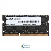 SoDIMM DDR3 4GB 1600 MHz AMD (R534G1601S1SL-UOBULK)