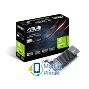 Asus GeForce GT 710 2GB GDDR5 (64 bit) HDMI, DVI, D-Sub, BOX (GT710-SL-2GD5) EU
