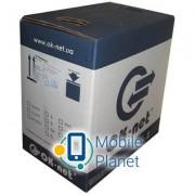 Кабель сетевой UTP 500м 2 пары OK-Net (КПВ-ВП (100) 2х2х0,50)