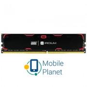 DDR4 4GB 2400 MHz Iridium Black GOODRAM (IR-2400D464L17S/4G)