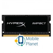 SoDIMM DDR3L 8GB 1600 MHz HyperX Impact Kingston (HX316LS9IB/8)