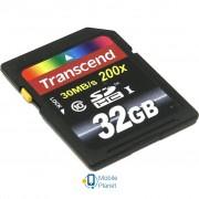 32Gb SDHC class 10 Transcend (TS32GSDHC10)
