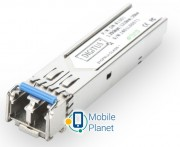 Модуль для коммутатора Digitus 1.25 Gbps SFP, 20km, SM, LC Duplex, 1000Base-LX, 1310nm