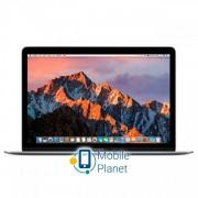 Apple MacBook 12 Space Grey (Z0TY0000K) 2017