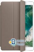 Аксессуар для iPad Apple Leather Smart Cover Taupe (MPU82) for 10.5 iPad Pro