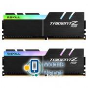 DDR4 32GB (2x16GB) 3200 MHz Trident Z RGB G.Skill (F4-3200C15D-32GTZR)