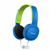 Philips SHK2000BL/00 (SHK2000 Kids Blue)