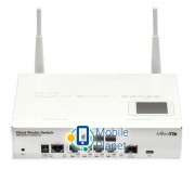 Маршрутизатор MikroTik CRS109-8G-1S-2HnD-IN