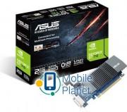 Asus GeForce GT 710 2GB GDDR5 (64 bit) HDMI, DVI, D-Sub, BOX (GT710-SL-2GD5-BRK) (90YV0AL3-M0NA00) EU