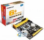 Biostar H81MHV3 Socket 1150