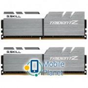 DDR4 16GB (2x8GB) 3200 MHz Trident Z Silver H/ White G.Skill (F4-3200C16D-16GTZSW)