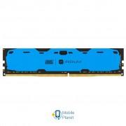 DDR4 4GB 2400 MHz Iridium Blue GOODRAM (IR-B2400D464L15S/4G)