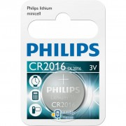 PHILIPS CR2016 PHILIPS Lithium (CR2016/01B)