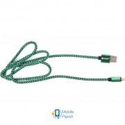 Дата кабель USB 2.0 AM to Micro 5P 1.0m PowerPlant (CA910229)
