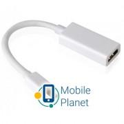 Кабель мультимедийный mini DisplayPort to HDMI PowerPlant (KD00AS1238)