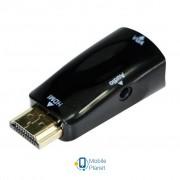 Переходник HDMI to VGA Cablexpert (A-HDMI-VGA-02)