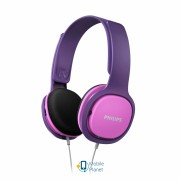 Philips SHK2000 (SHK2000 Kids Pink)