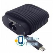 Блок питания к ноутбуку Dell 45W 20V, 2.25A + 5V, 2A, разъем USB Type C, Oval-корпус (LA45NM150)