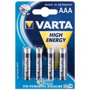 Varta AAA Varta High Energy * 4 (4903121414)