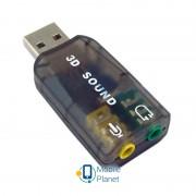 Dynamode USB 6(5.1) каналов 3D RTL (39623) (USB-Soundcard2.0)