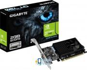 Gigabyte GT 730 2GB GDDR5 (64 bit), DVI-I, HDMI, BOX (GV-N730D5-2GL) EU