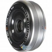 Fujifilm XF 27mm F2.8 Silver (16537718)