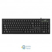 Genius Smart KB-100 USB Black UKR (31300005410)
