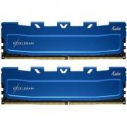 DDR4 16GB (2x8GB) 2666 MHz Kudos Blue eXceleram (EKBLUE4162619AD)