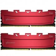 DDR4 16GB (2x8GB) 3200 MHz Kudos Red eXceleram (EKRED4163217AD)