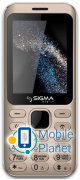 Sigma mobile X-style 33 Steel Gold Госком