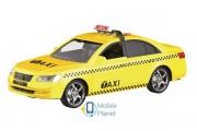 Машинка инерционная 1:16 Wenyi Такси со звуком и светом (WY-560C)