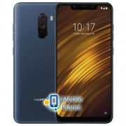 Xiaomi Pocophone F1 6/128GB LTE Blue Europe