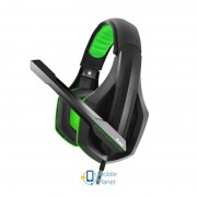 Гарнитура Gemix X-350 Black/Green (04300097)