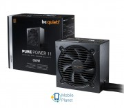 be quiet! be quiet! 350W PURE POWER 11 (BN291) EU